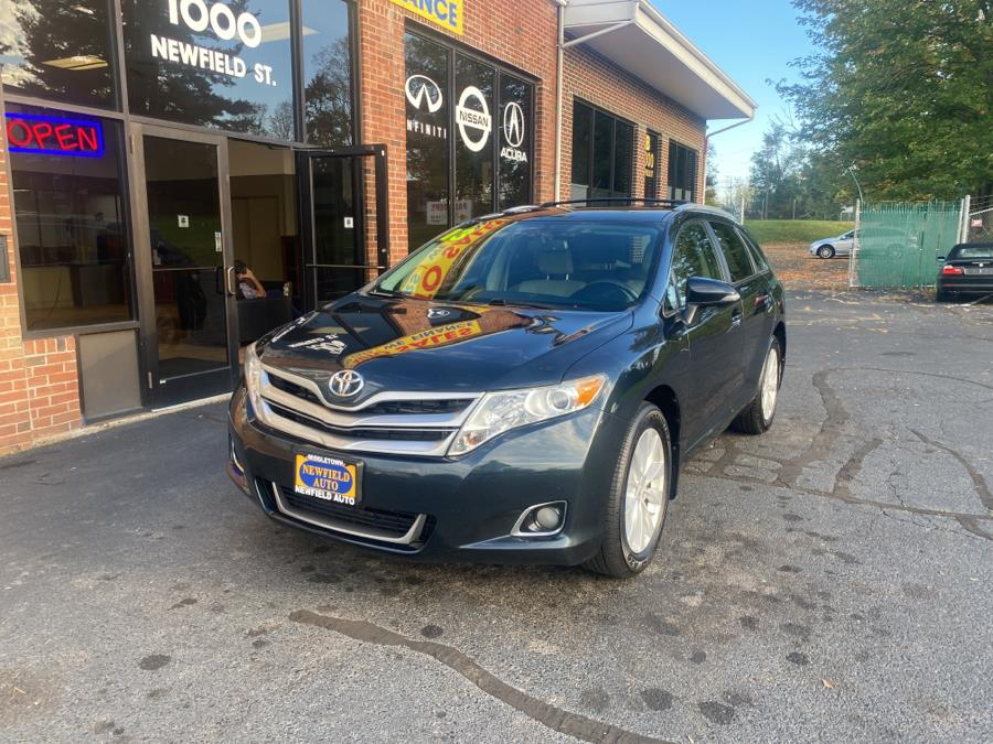 Used Toyota Venza 4dr Wgn I4 AWD LE (Natl) 2013 | Newfield Auto Sales. Middletown, Connecticut