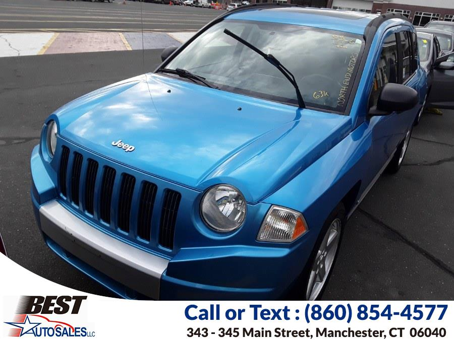 Used Jeep Compass 4WD 4dr Limited 2008 | Best Auto Sales LLC. Manchester, Connecticut