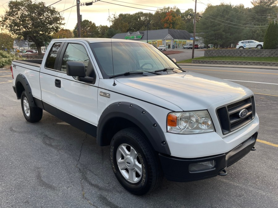Used 2005 Ford F-150 in Leominster, Massachusetts | A & A Auto Sales. Leominster, Massachusetts