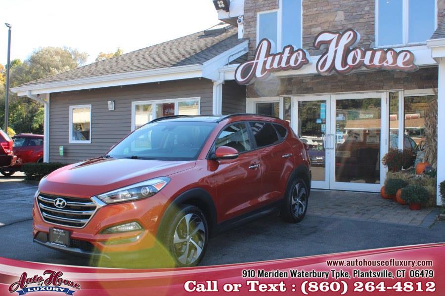 Used 2016 Hyundai Tucson in Plantsville, Connecticut   Auto House of Luxury. Plantsville, Connecticut