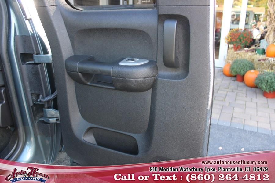 "Used Chevrolet Silverado 1500 4WD Ext Cab 143.5"" LT w/1LT 2008   Auto House of Luxury. Plantsville, Connecticut"