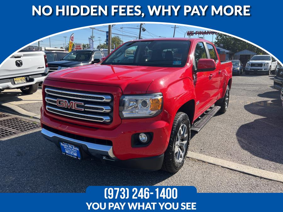 Used 2015 GMC Canyon in Lodi, New Jersey | Route 46 Auto Sales Inc. Lodi, New Jersey