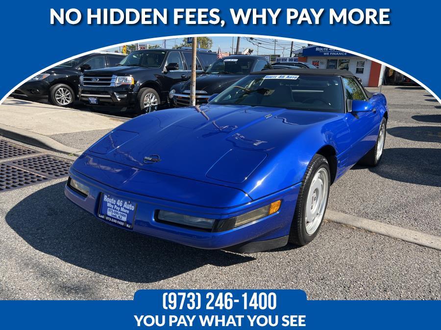 Used 1994 Chevrolet Corvette in Lodi, New Jersey | Route 46 Auto Sales Inc. Lodi, New Jersey