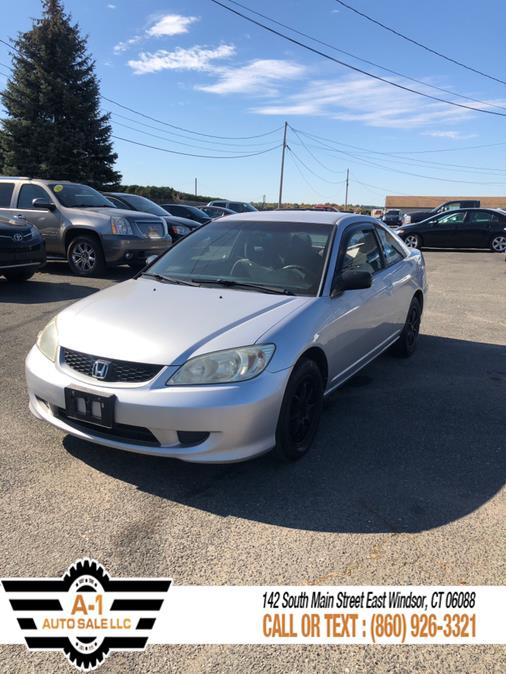 Used 2004 Honda Civic in East Windsor, Connecticut   A1 Auto Sale LLC. East Windsor, Connecticut
