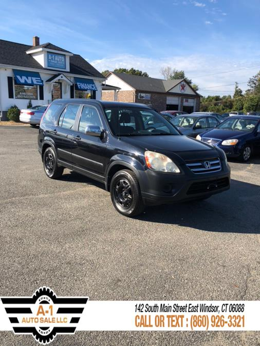 Used 2005 Honda CR-V in East Windsor, Connecticut   A1 Auto Sale LLC. East Windsor, Connecticut