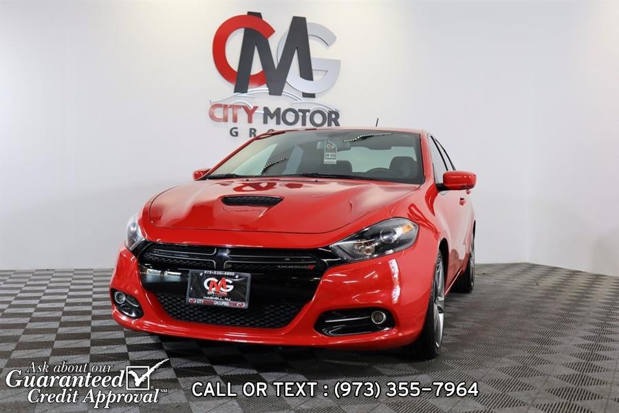 Used Dodge Dart Limited/GT 2016 | City Motor Group Inc.. Haskell, New Jersey