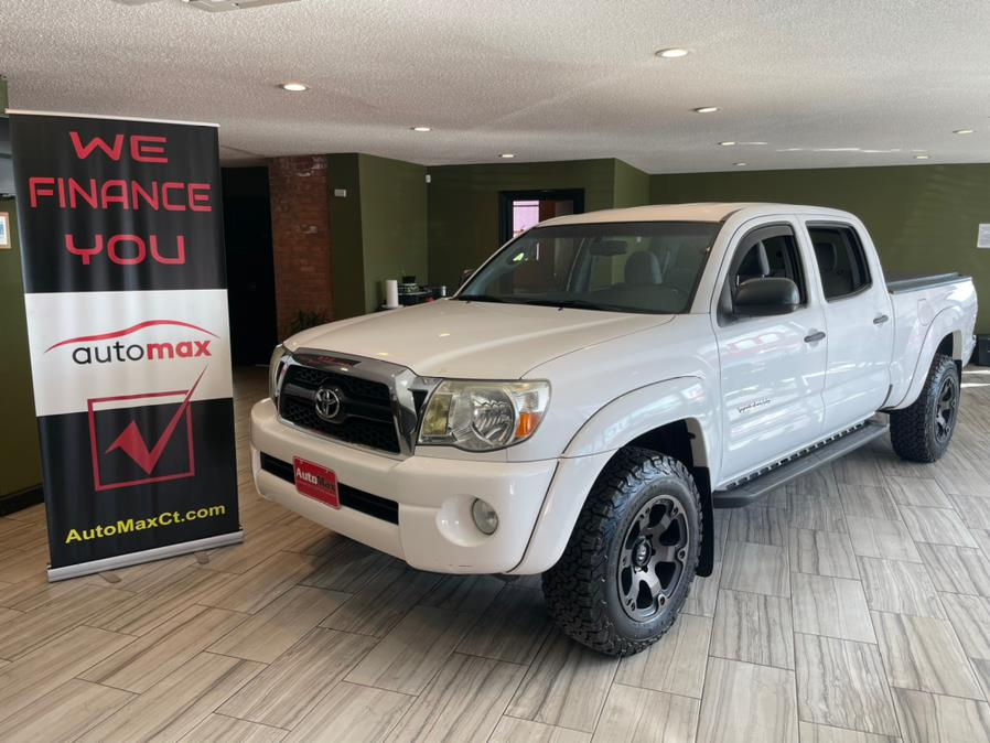 Used Toyota Tacoma 4WD Double LB V6 AT 2011 | AutoMax. West Hartford, Connecticut