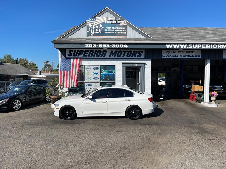 Used 2014 BMW 3 Series Luxury in Milford, Connecticut   Superior Motors LLC. Milford, Connecticut
