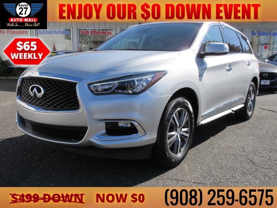 Used 2020 INFINITI QX60 in Linden, New Jersey | Route 27 Auto Mall. Linden, New Jersey