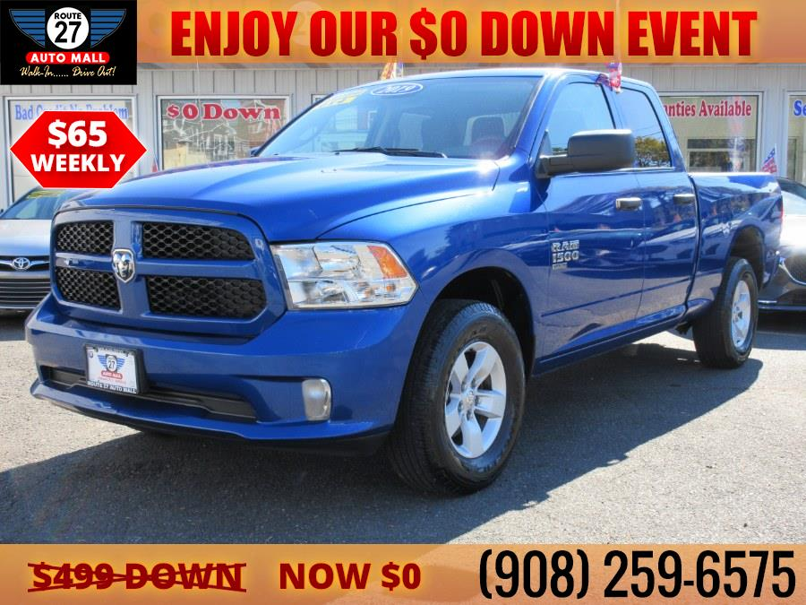 Used 2019 Ram 1500 Classic in Linden, New Jersey   Route 27 Auto Mall. Linden, New Jersey