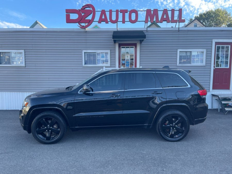Used Jeep Grand Cherokee 4WD 4dr Altitude 2014 | DZ Automall. Paterson, New Jersey