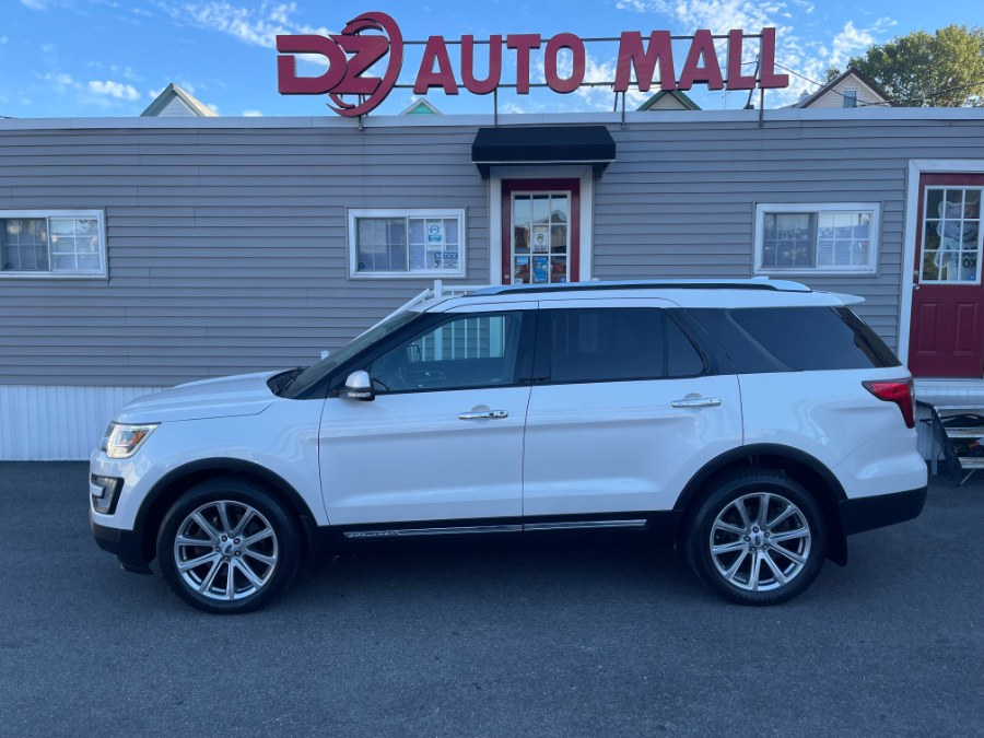 Used Ford Explorer 4WD 4dr Limited 2016 | DZ Automall. Paterson, New Jersey