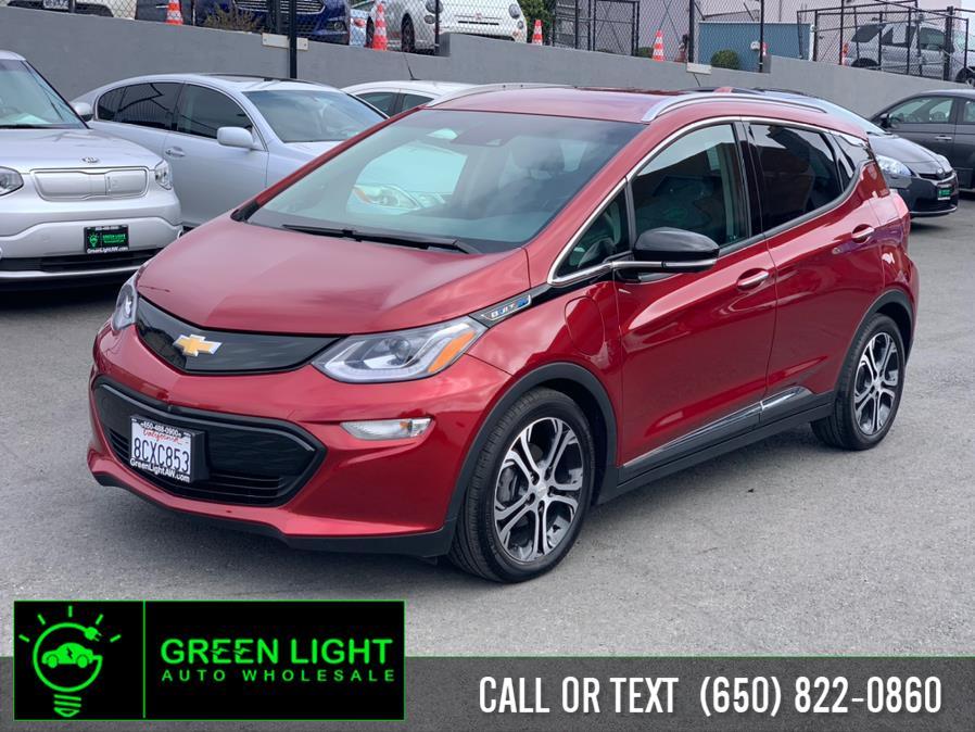 Used Chevrolet Bolt EV Premier 2018 | Green Light Auto Wholesale. Daly City, California