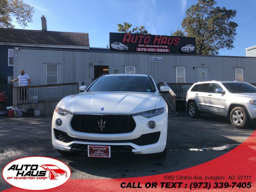 Used 2018 Maserati Levante in Irvington , New Jersey | Auto Haus of Irvington Corp. Irvington , New Jersey