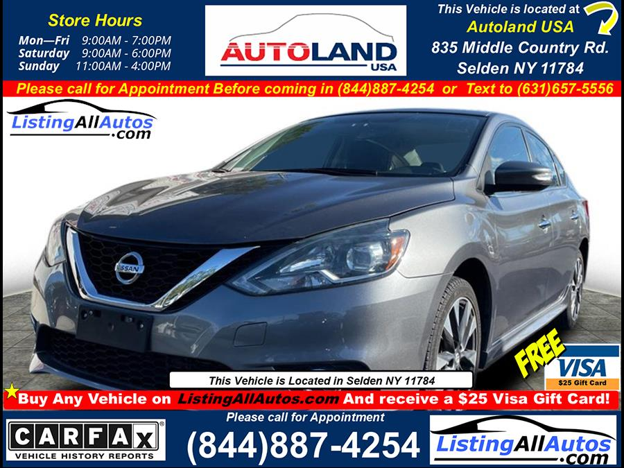 Used 2016 Nissan Sentra in Patchogue, New York   www.ListingAllAutos.com. Patchogue, New York
