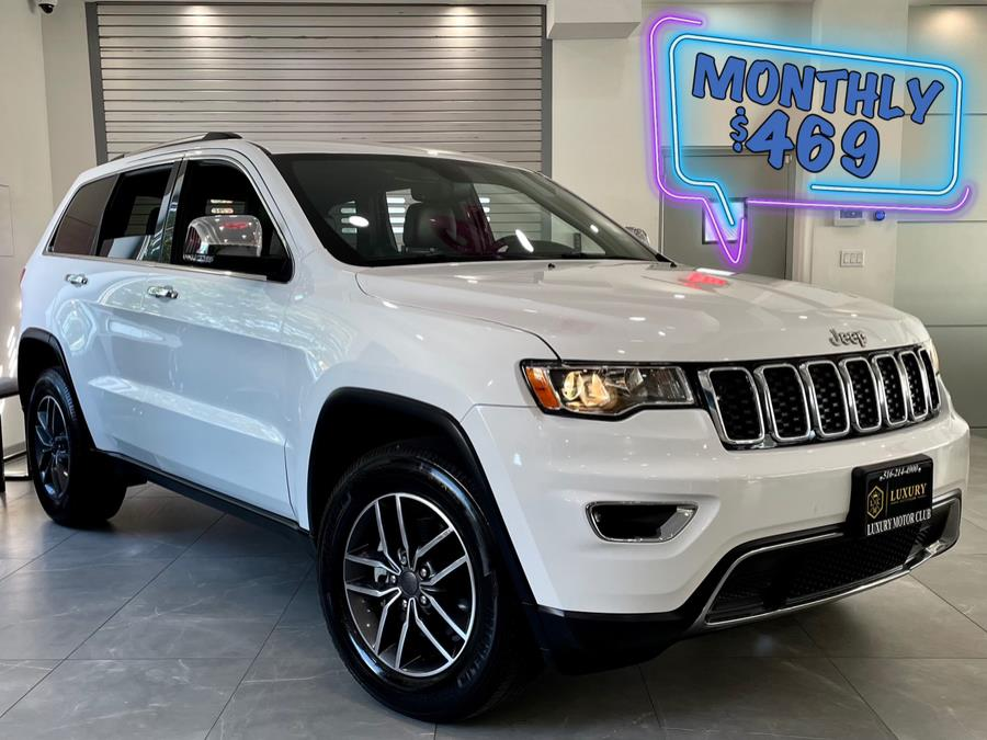 Used Jeep Grand Cherokee Limited 4x4 2019 | C Rich Cars. Franklin Square, New York