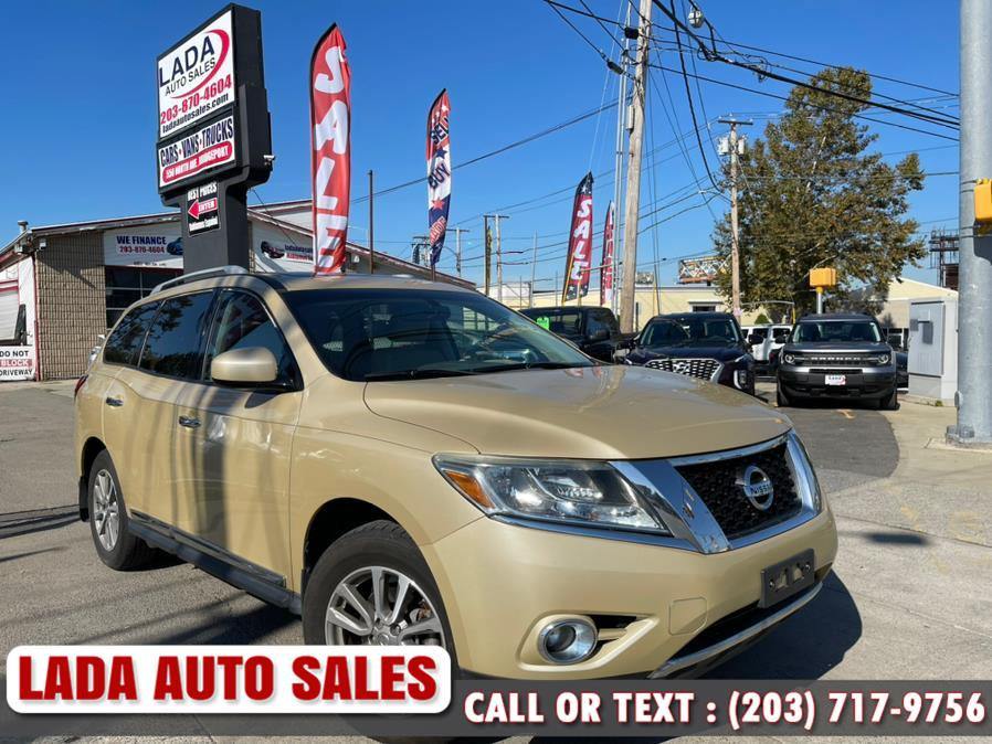 Used 2013 Nissan Pathfinder in Bridgeport, Connecticut   Lada Auto Sales. Bridgeport, Connecticut