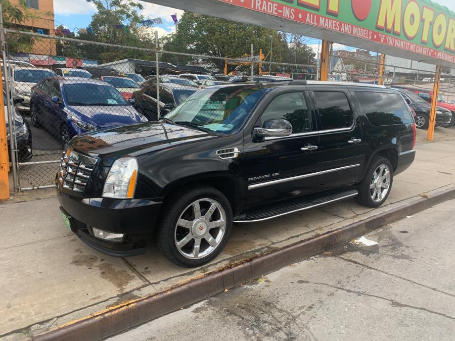 Used 2014 Cadillac Escalade ESV in Jamaica, New York | Sylhet Motors Inc.. Jamaica, New York