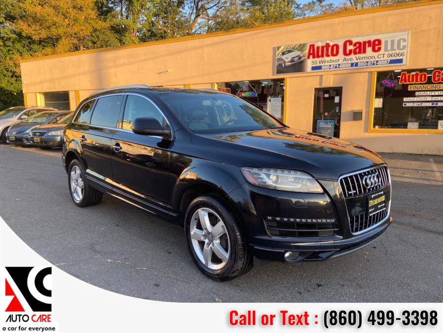 Used 2012 Audi Q7 in Vernon , Connecticut | Auto Care Motors. Vernon , Connecticut