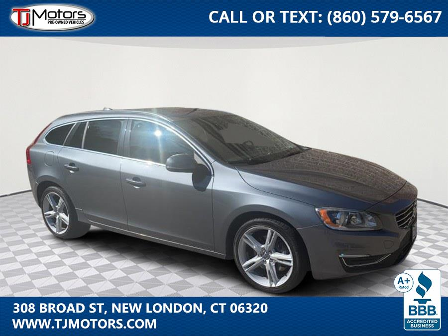Used 2016 Volvo V60 in New London, Connecticut | TJ Motors. New London, Connecticut