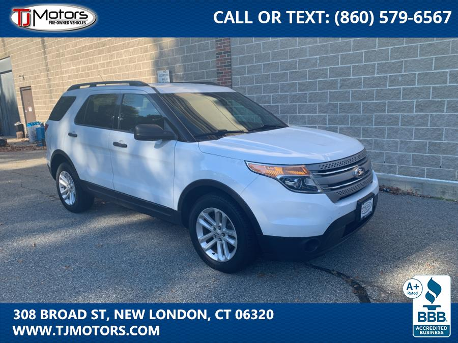 Used 2015 Ford Explorer in New London, Connecticut | TJ Motors. New London, Connecticut