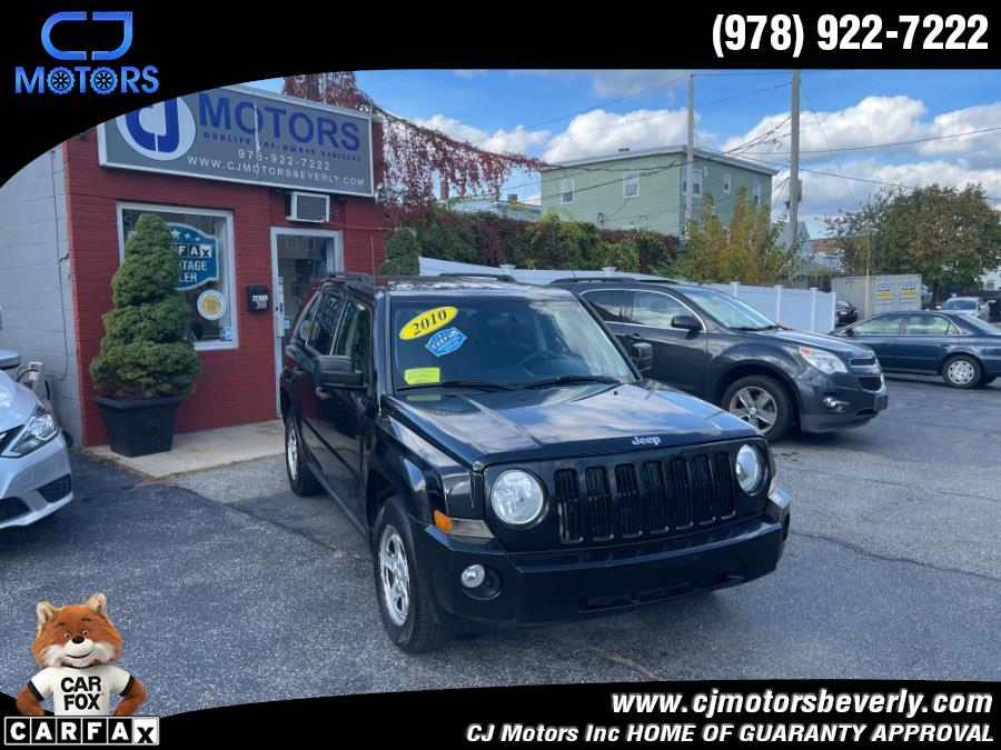 Used 2010 Jeep Patriot in Beverly, Massachusetts | CJ Motors Inc. Beverly, Massachusetts