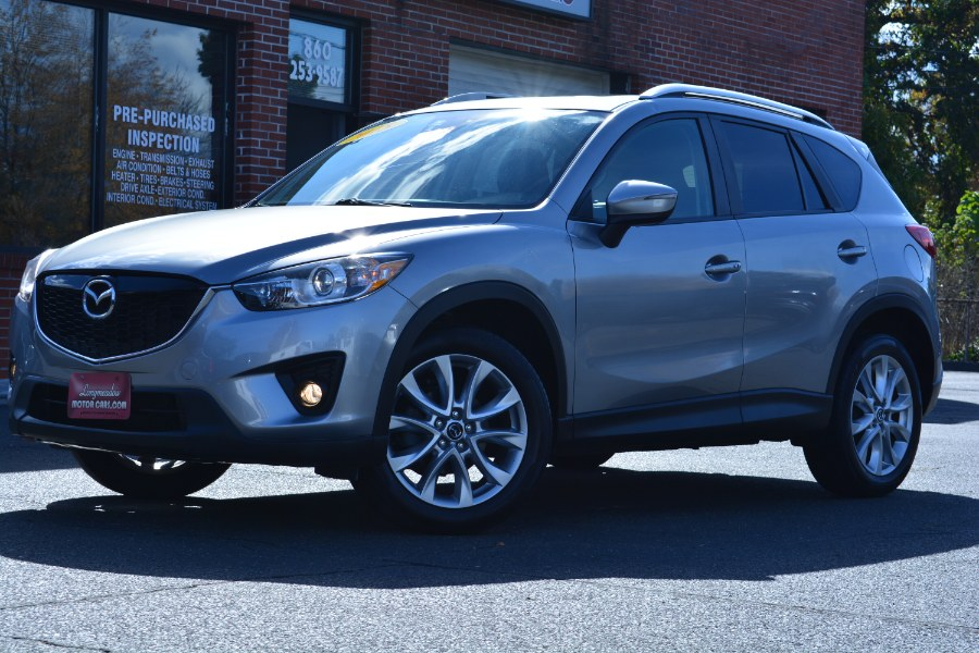 Used 2015 Mazda CX-5 in ENFIELD, Connecticut | Longmeadow Motor Cars. ENFIELD, Connecticut