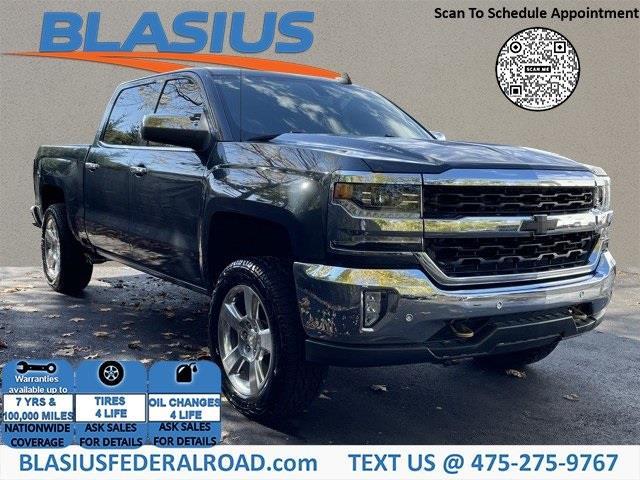 Used Chevrolet Silverado 1500 LTZ 2018   Blasius Federal Road. Brookfield, Connecticut