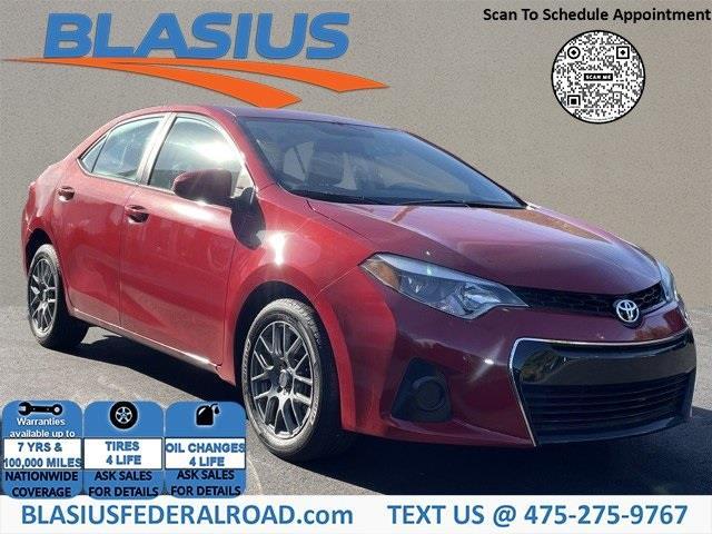 Used Toyota Corolla L 2015 | Blasius Federal Road. Brookfield, Connecticut
