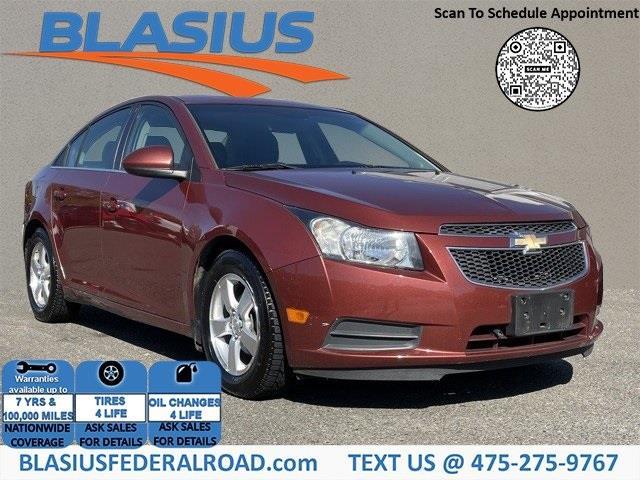 Used Chevrolet Cruze 1LT 2012 | Blasius Federal Road. Brookfield, Connecticut