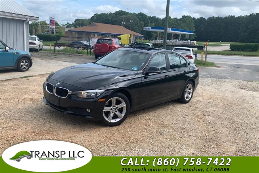 Used BMW 3 Series 320i xDrive AWD 4dr Sedan 2014 | Trans P LLC. East Windsor, Connecticut