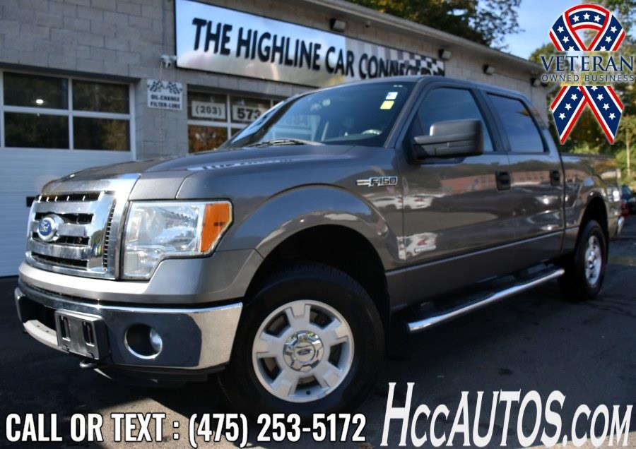 Used Ford F-150 4WD SuperCrew  XLT 2011 | Highline Car Connection. Waterbury, Connecticut