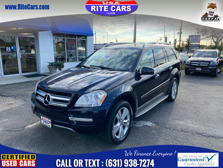 Used 2012 Mercedes-Benz GL-Class in Lindenhurst, New York | Rite Cars, Inc. Lindenhurst, New York