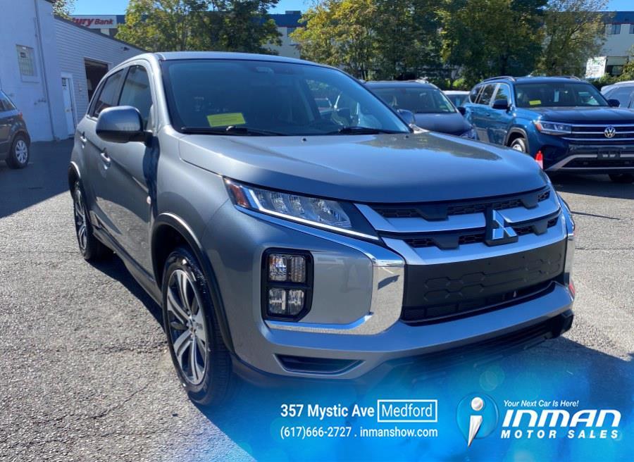 Used Mitsubishi Outlander Sport S 2.0 CVT 2021 | Inman Motors Sales. Medford, Massachusetts