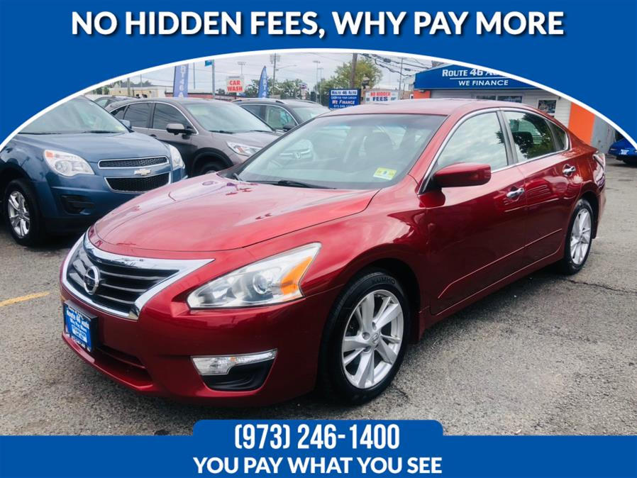 Used 2014 Nissan Altima in Lodi, New Jersey | Route 46 Auto Sales Inc. Lodi, New Jersey
