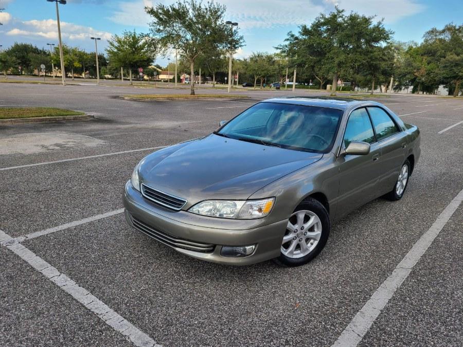 Used Lexus ES 300 4dr Sdn 2000 | Majestic Autos Inc.. Longwood, Florida