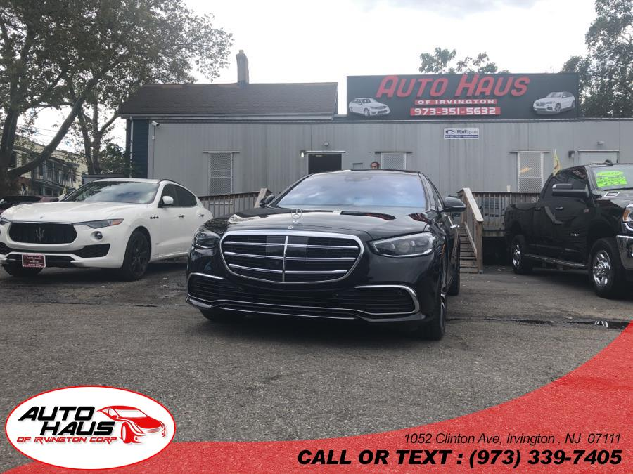 Used 2021 Mercedes-Benz S-Class in Irvington , New Jersey | Auto Haus of Irvington Corp. Irvington , New Jersey