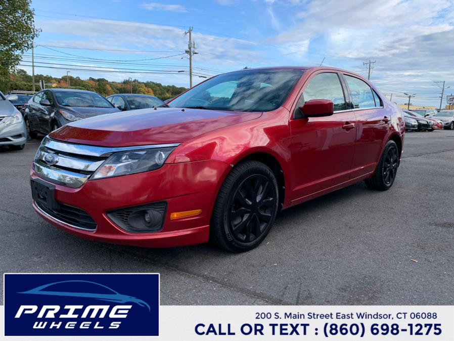 Used 2011 Ford Fusion in East Windsor, Connecticut | Prime Wheels. East Windsor, Connecticut