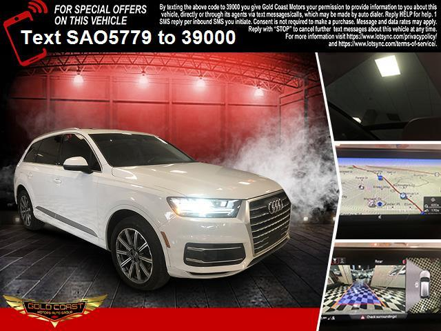 Used Audi Q7 3.0 TFSI Premium Plus 2018 | Sunrise Auto Outlet. Amityville, New York