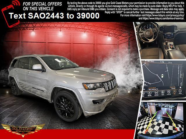 Used Jeep Grand Cherokee Altitude 4x4 2019 | Sunrise Auto Outlet. Amityville, New York