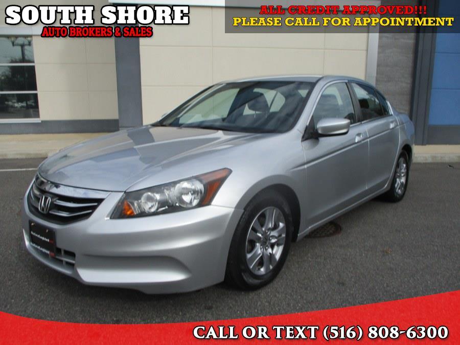 Used 2012 Honda Accord Sdn in Massapequa, New York | South Shore Auto Brokers & Sales. Massapequa, New York