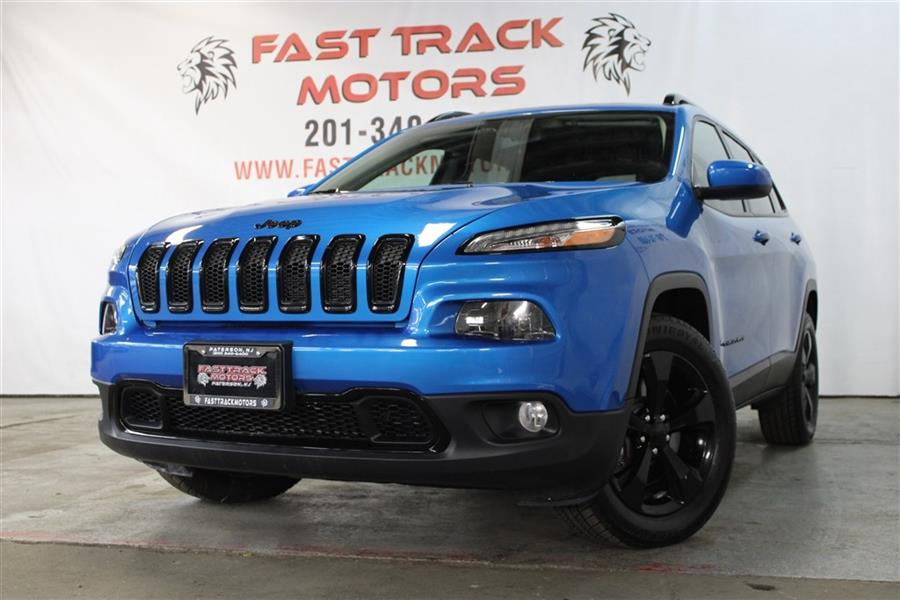 Used Jeep Cherokee LATITUDE 2018 | Fast Track Motors. Paterson, New Jersey