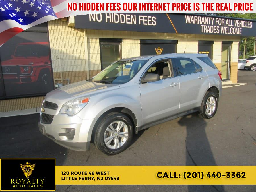 Used Chevrolet Equinox AWD 4dr LS 2011   Royalty Auto Sales. Little Ferry, New Jersey