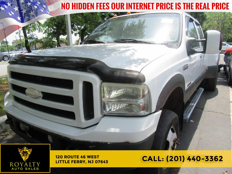 """Used Ford Super Duty F-350 DRW Crew Cab 156"""" XLT 4WD 2006 