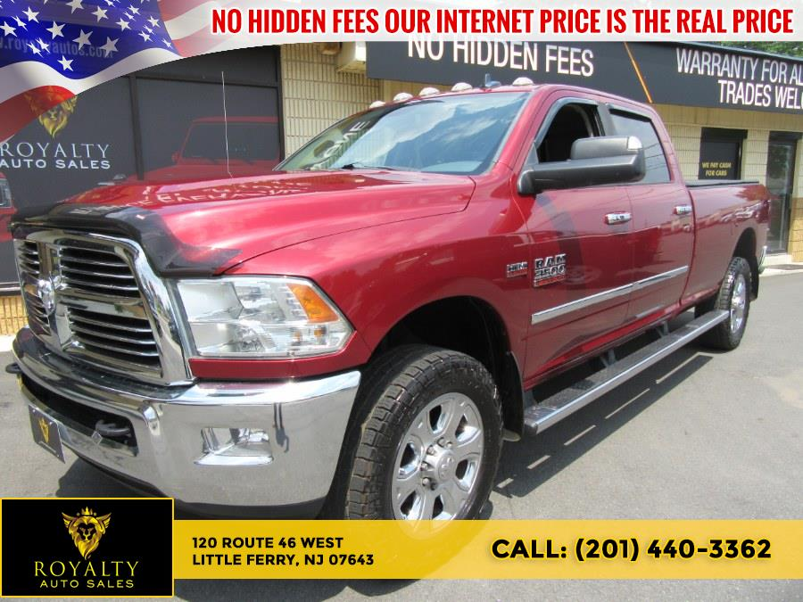 """Used Ram 3500 4WD Crew Cab 169"""" Big Horn 2015 