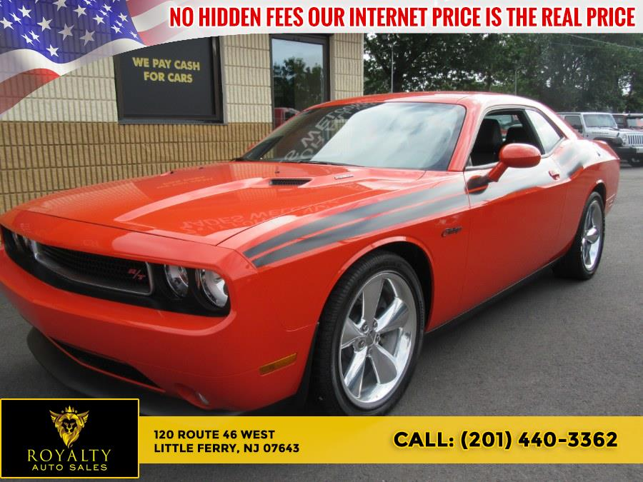 Used Dodge Challenger 2dr Cpe R/T Classic 2013 | Royalty Auto Sales. Little Ferry, New Jersey