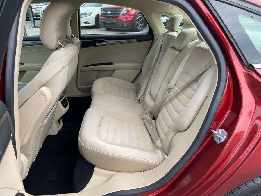 2014 Ford Fusion 4dr Sdn SE FWD, available for sale in Brooklyn, NY