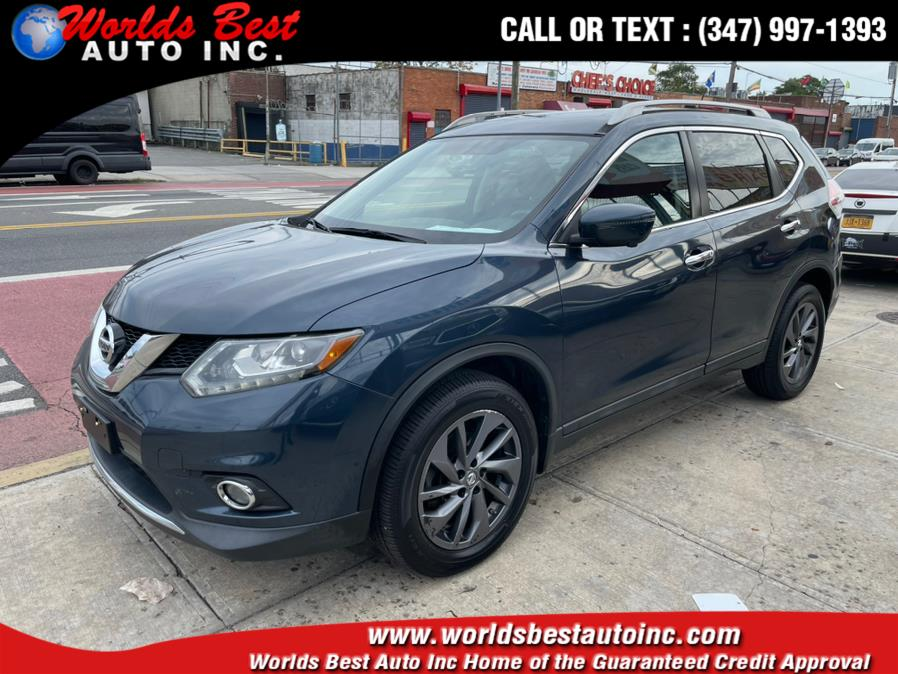 Used 2016 Nissan Rogue in Brooklyn, New York