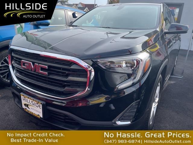 Used GMC Terrain SLE 2018   Hillside Auto Outlet. Jamaica, New York