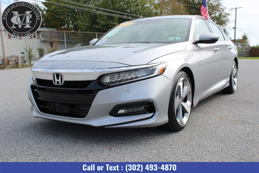 Used Honda Accord Sedan Touring 1.5T CVT 2018   Morsi Automotive Corp. New Castle, Delaware
